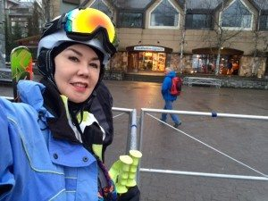 Whistler3.1.16 morning Takako1